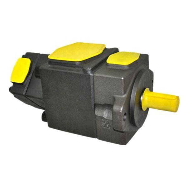 Yuken PV2R13-17-66-F-RAAA-41 Double Vane pump #1 image