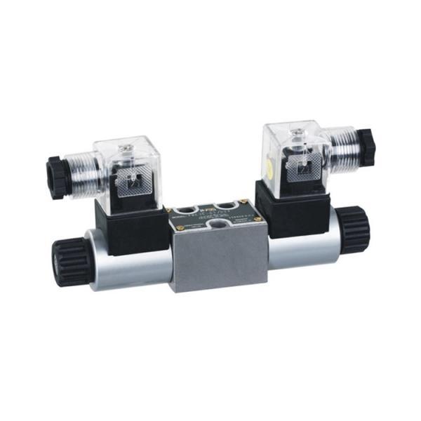 Rexroth 4WE10U(A.B)3X/CG24N9K4 Solenoid directional valve #1 image