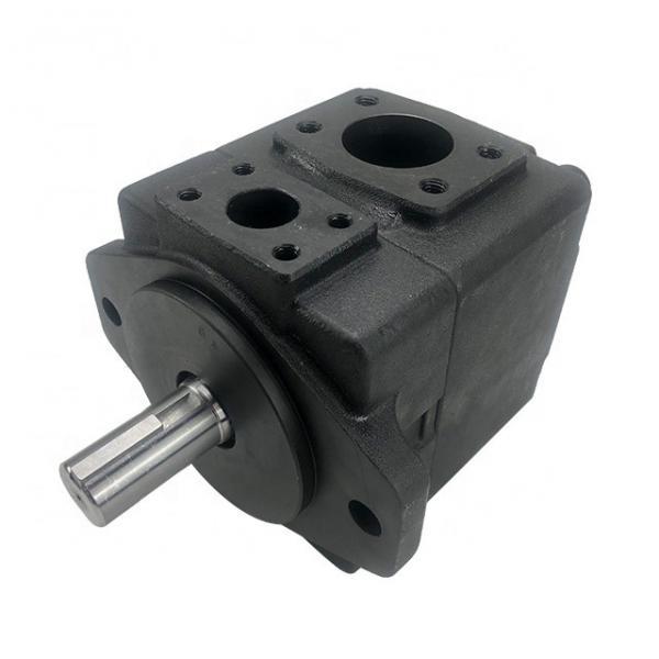 Yuken PV2R3-76-F-LAB-4222  single Vane pump #1 image