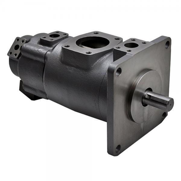Yuken PV2R13-19-52-F-RAAA-41 Double Vane pump #1 image