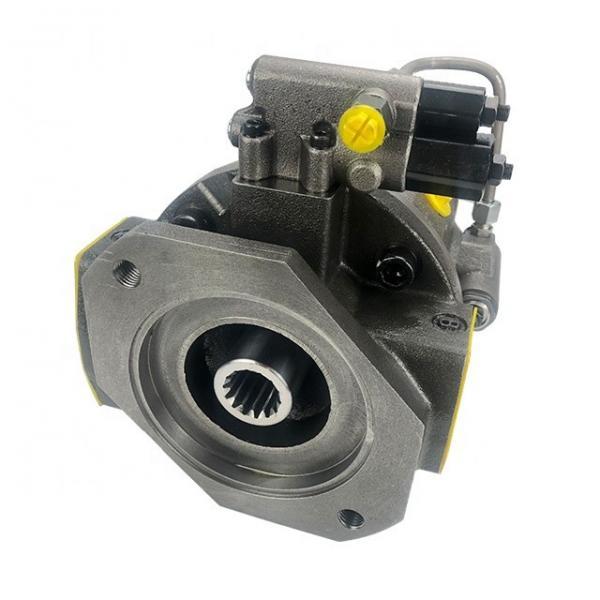Rexroth R961002459 WELLE PVV/PVQ51-1X/B+LAGER Vane pump #1 image