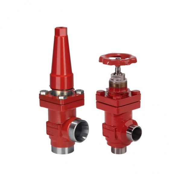 Danfoss Shut-off valves 148B4606 STC 32 A ANG  SHUT-OFF VALVE CAP #2 image