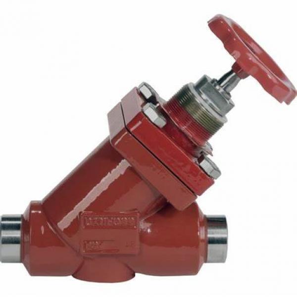 Danfoss Shut-off valves 148B4652 STC 40 M ANG  SHUT-OFF VALVE CAP #2 image