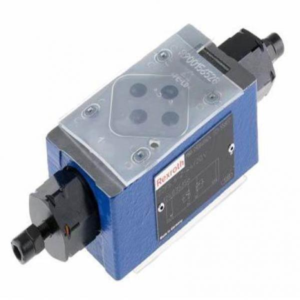 Rexroth MG8G1X/V THROTTLE VALVE #1 image